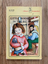 Vintage 70s Little House on the Prairie Books (paperback) image 2