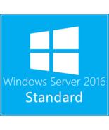 Microsoft Windows Server 2016 Standard Key & Download - $238,00 MXN