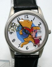 Winnie the Pooh Watch Disney W/ Date Women's 33 mm Watch New - $91.68