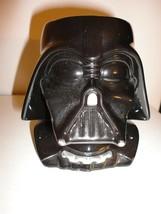 Vintage 1997 Darth Vader Ceramic Black Lucas Film Tea Coffee Cocoa Mug - $24.74