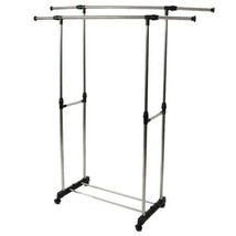 Washing Line Clothes Laundry Organizer Drying Rack Clothes Dryer Hanger ... - $30.68
