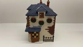 "Heritage Village Collection, Dickens Village Series ""Walpole Tailors""  ... - $9.85"