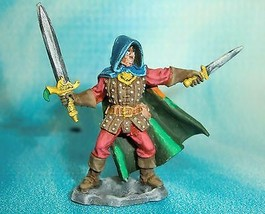 Dungeons & Dragons Miniature  Karl Ranger Fighter Hand Painted !!  s113 - $65.00