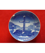 "1946 Bing & Grondahl B&G Christmas Plate "" Cross for Danish Sailors "" - $49.00"