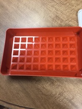 Vtg Tupperware Hot Dog Meat Bacon Deli Keeper Container & Lid #1292-8 Pa... - $10.00