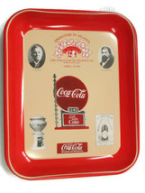 Coca-Cola Commemorative Tray 1981 Collectors Event Springtime in Atlanta - $17.33