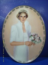 BILL CHAMBERS DIANA PLATE QUEEN OF OUR HEARTS 2ND ISSUE BRADEX PLATE # 3... - $14.85