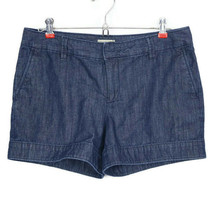 Gap Womens Jean Shorts Size 8 Dark - $22.23