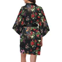 Kimono Dress Robe Jacket - /Japanese Traditional style streetwear fashion - $100.00