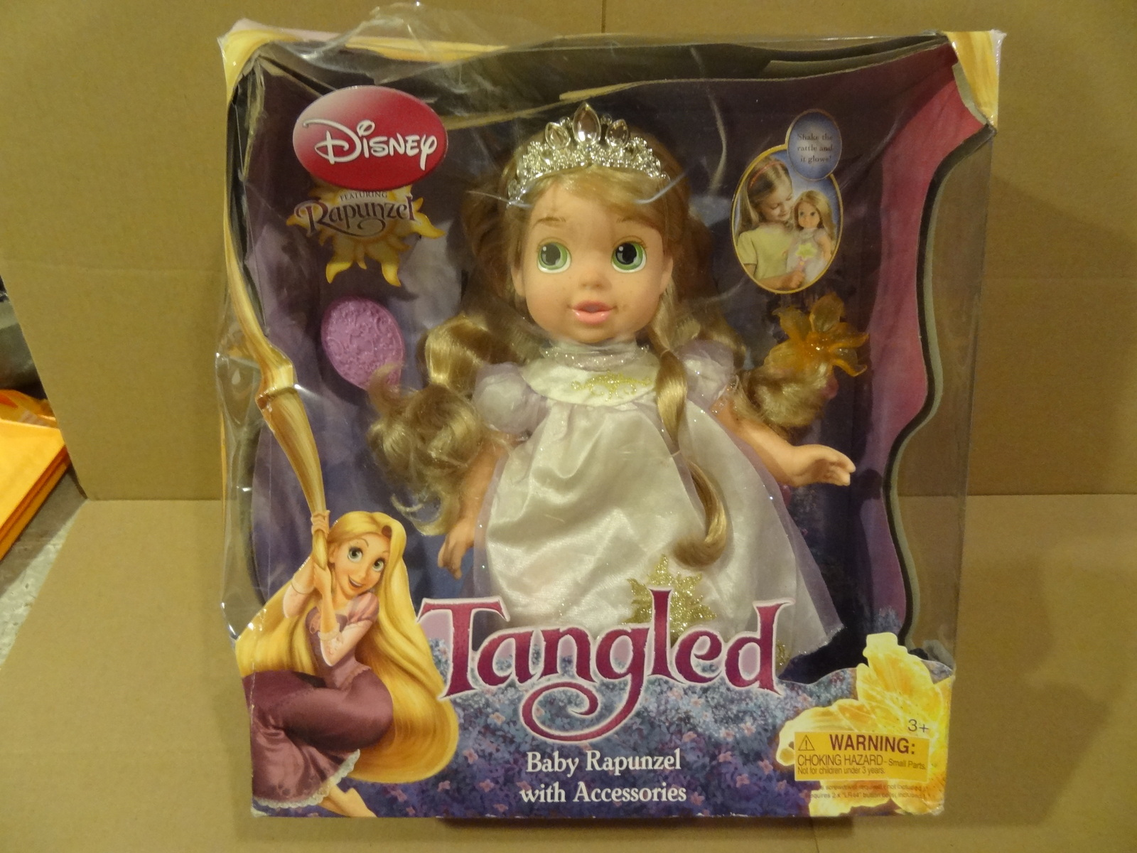 Disney Tangled Baby Rapunzel W Accesories And 50 Similar Items