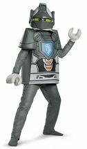 Disguise Deluxe LEGO Lance Nexo Knights Boys Child Halloween Costume LG 10-12 image 4