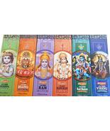 ABN Fashion Tridev Mix Assorted Incense Sticks Agarbatti Indian Fragranc... - $18.94