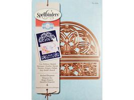 Spellbinders Arched Elegance Die Set, 4 Pieces #S4-502