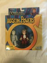 Austin Power - Dr. Evil - Mini Me Mez-itz Mezco 2002  - $14.11