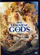 "Jet Li ""League Of Gods"" DVD - $9.75"