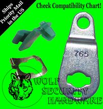 Stratec GM RH Passenger Door Lock Pawl Metal Lever Cam Plastic Rod Retainer Clip - $16.96