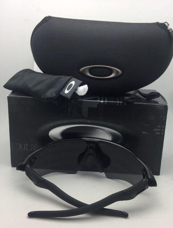 7aded97dffc Junior Kids OAKLEY Sunglasses RADAR EV XS PATH OJ9001-07 Black Iridium  Polarized