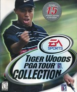 Brand New Tiger Woods PGA Tour Collection (PC, 1999) Big Box - $19.79