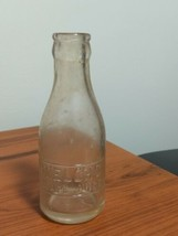 "Welch's Grape Juice Jr Bottle 5 1/4"" Tall Vintage - $2.97"