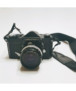 Nikkormat 35mm FT2 F-mount body with Nikkor-H f=28mm  1:3.5  - $70.00