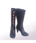 My Hero Academia Nemuri Kayama Midnight Cosplay Boots Buy - $57.00