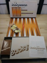 NOS NEW Vintage 1974 Backgammon Board Game - $30.00