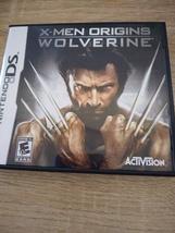 Nintendo DS X-Men Origins: Wolverine image 1