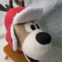 Ronnie the Reindeer Hallmark Holiday Motion-Activated Singing Talking De... - $32.67