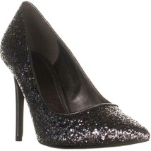 MICHAEL Michael Kors Claire Pump Pointed Toe Dress Pumps, Gunmetal - $63.99