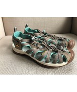 KEEN Whisper Sport Sandals Taupe Brown US 8 - $27.73