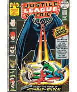Justice League of America Comic Book #96, DC Comics 1972 VERY FINE- - $27.01