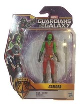 Marvel Guardians of the Galaxy Gamora Action Figure 5in Hasbro Disney Br... - $17.81