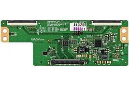 LG 6871-3966E (6870C-0532C, 3966E1) T-Con Board for 43LW340C-UA 43LW540S-UA