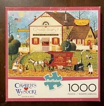 BUFFALO - CHARLES WYSOCKI 1000 PC PUZZLE  Sugar & Spice - w/Poster - Exc... - $12.77