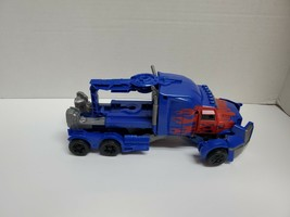 HASBRO Transformers Optimus Prime Blue Semi Truck - $12.86