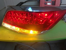 2010-2013 BUICK LACROSSE PASSENGER RIGHT  SIDE TAILLIGHT TAIL LAMP WORKS... - $168.25