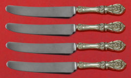 Francis I by Reed and Barton Sterling Silver Fruit Knife Set 4pc Custom HHWS - $238.55