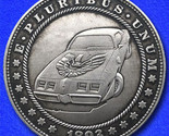 Pontiac firebird trans am car hobo nickel on morgan dollar coin obverse thumb155 crop