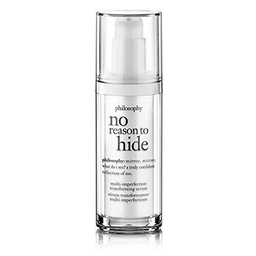 Primary image for Philosophy No Reason to Hide Multi Imperfection Transforming Serum 1 Oz