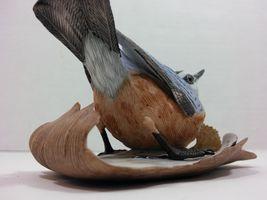 THE LENOX GARDEN BIRD COLLECTION Nuthatch (Fine Porcelain 1987) image 11
