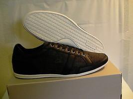 d8b4f65c92 Lacoste Chaussures Hommes Décontracté Alissos 13 Spm Noir Textile / Cuir -  $125.77
