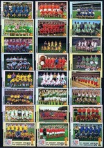 ST.VINCENT 1994  FOOTBALL WORLD CUP x24 TEAMS MNH SPORTS SOCCER - $5.49
