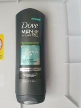 6 Dove Men Care Blue Eucalyptus Birch Body Wash 18 Fl Oz Relax & Uplift - $34.65