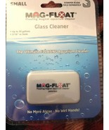 Mag-Float 30 Small Glass Aquarium Magnetic Algae Cleaner Tank Magfloat - $9.74