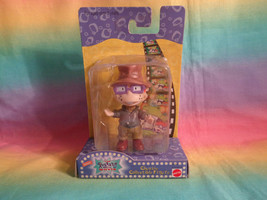 Vintage 1998 Mattel Nickelodeon Rugrats Movie Chuckie Collectible Figure - Boxed - $5.20
