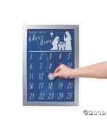 Magnetic Nativity Advent Calendar - $21.50