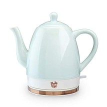 Pinky Up Noelle Ceramic Tea Electric Kettle 1.5 L Mint - $66.26