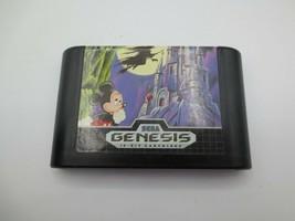 Castle of Illusion Starring Mickey Mouse (Sega Genesis, 1990) - $33.99