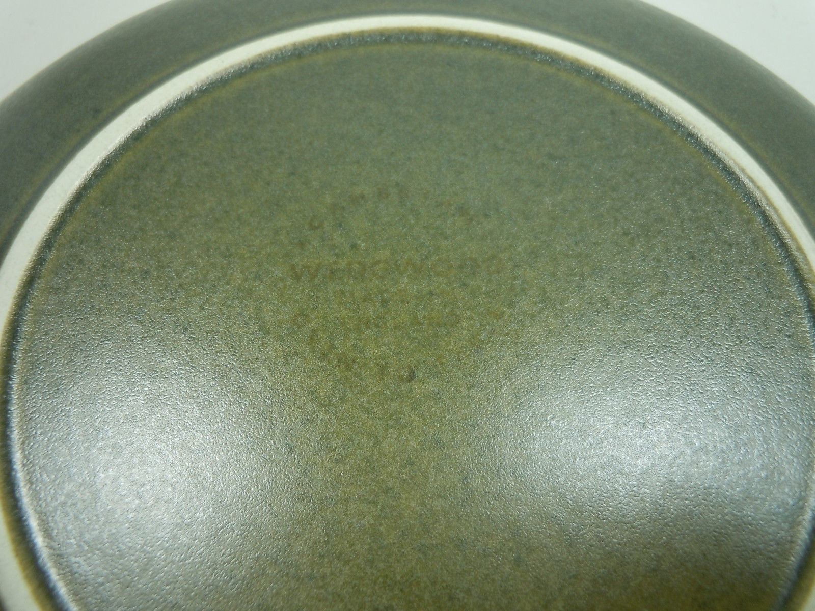 Wedgwood Cambrian Green Bread and Butter Plate image 2