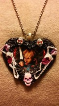 Chucky Childs Play Necklace Horror Collectible Novelty Jewelry - $24.50